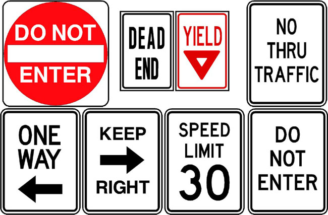 signs speed